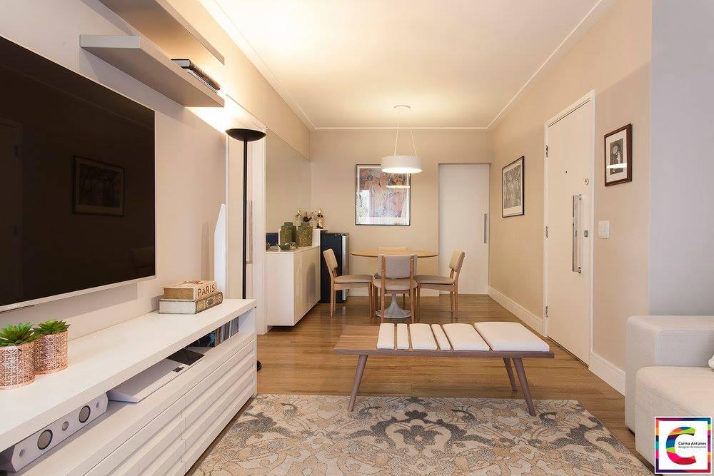Reforma e decoração de apartamento em moema